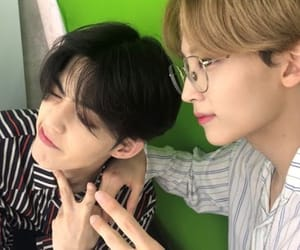 kpop, jeonghan, and s.coups image