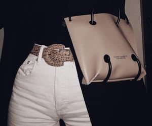 fashion, style, and handbag image