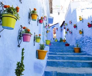 adventure, architecture, and blue image