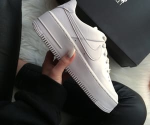 air force, black, and dope image