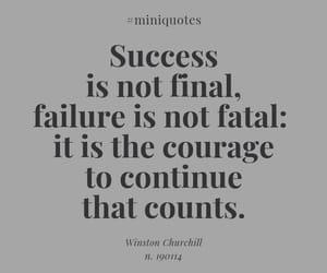 churchill, courage, and failure image