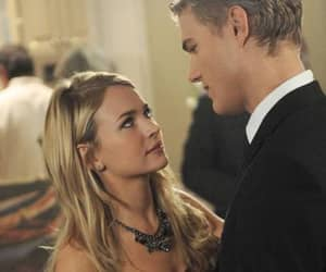 chris zylka, the secret circle, and brittany robertson image