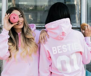 etsy, valentines day, and bestie matching image