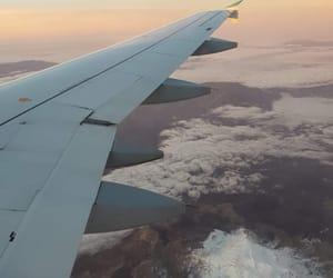 blogger, flight, and landscape image