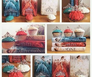 books, cupcakes, and america singer image