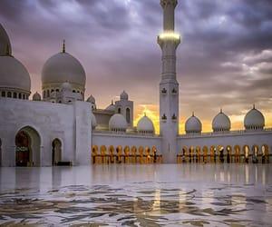 abu dhabi, islam, and beautiful image