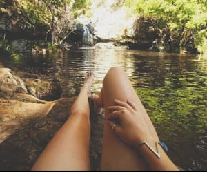 chill, natur, and travel image