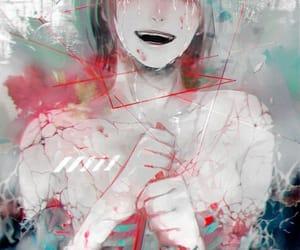 anime, mutsuki, and tokyo ghoul image