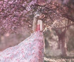 bridal, femininity, and fashion image