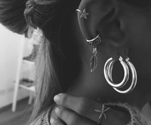 accessories, earrings, and popular image