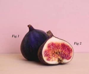 fig, Figure, and fruit image