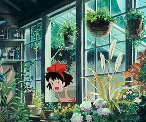 kiki's delivery service, ghibli, and anime image