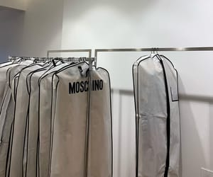 clothes, fashionshow, and Moschino image