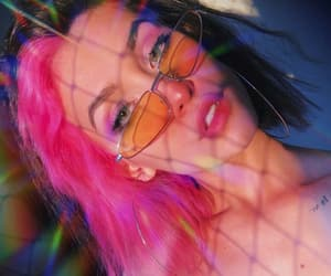 brasil, brazilian, and colorful hair image