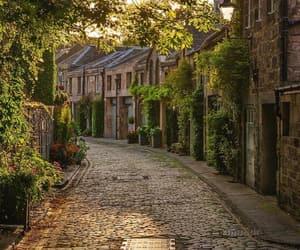 scotland, travel, and edinburgh image