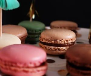 photography, foodphotography, and macarones image