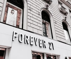 forever21, aethestic, and place image