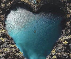 nature, heart, and beautiful image