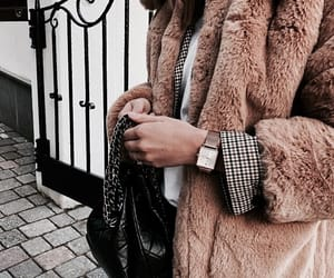 chic, expensive, and girly image