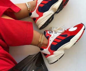 fashion, adidas, and shoes image