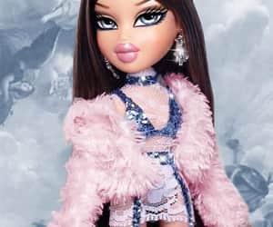 doll, bratz, and fashion image