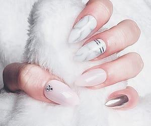 style, nails, and nail art image