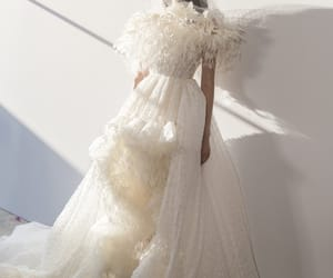 Giambattista Valli, dress, and fashion image