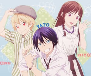 yukine and noragami image