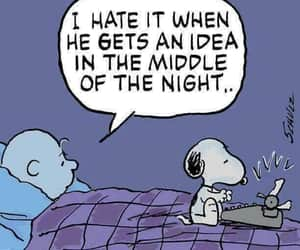 ideas and snoopy image