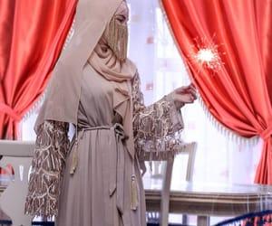 beauty, hijab, and modesty image
