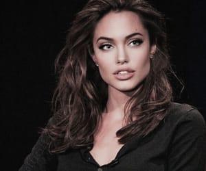 Angelina Jolie, beautiful, and woman image