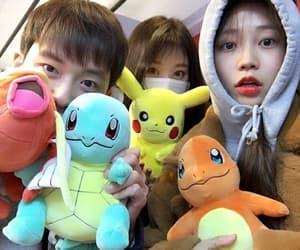 pokemon, ulzzang, and friends image