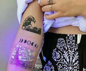tattoo, art, and tumblr image