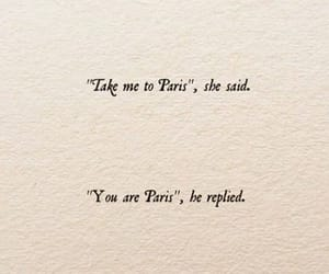 love, paris, and you image