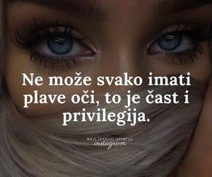 blue eyes, citati, and serbian image