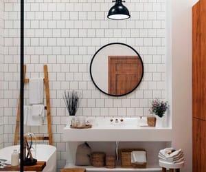 bright, wood, and interior design image