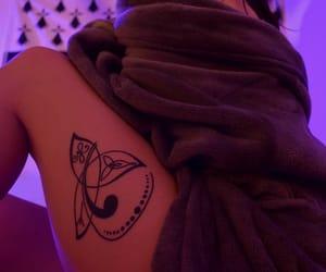 girl, ink, and inkedgirl image