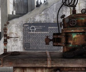 chemistry, fallout, and rust image