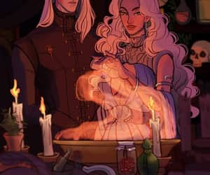 game of thrones, house targaryen, and shiera seastar image