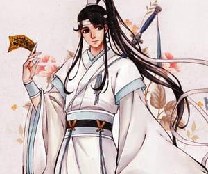 mo dao zu shi and lan sizhui image