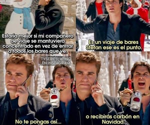 the vampire diaries, frases de series, and stefan salvatore image