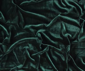 green, velvet, and aesthetic image