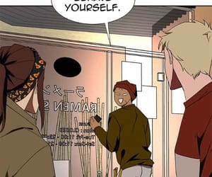 i love yoo and webtoon image