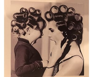 funny, mother daughter, and shouting image