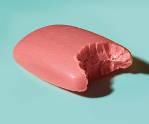 soap, pink, and blue image