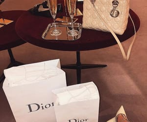 dior, fashion, and goals image