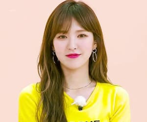 gif, son seung wan, and 웬디 image