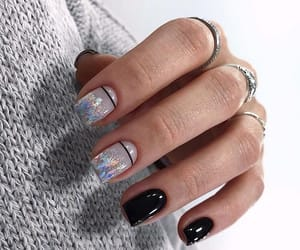 nails and girls image