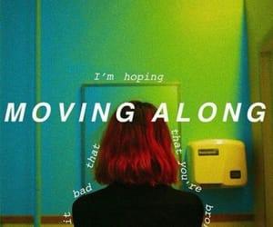 Lyrics, youngblood, and moving along image