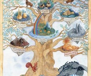 norse, vikings, and asgard image
